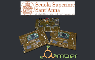 AMBER selected from Scuola Superiore Sant'Anna