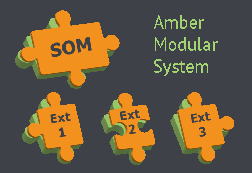 Amber modular system