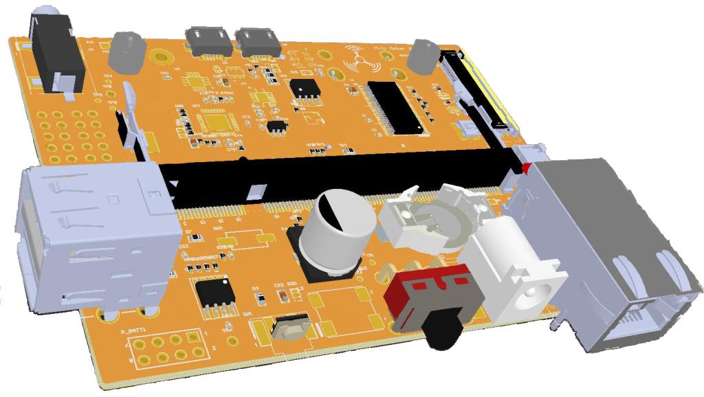 mini-amber board
